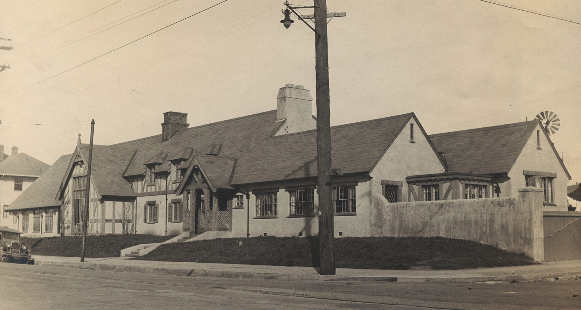 Berkeley Day Nursery | ©Bancroft Library