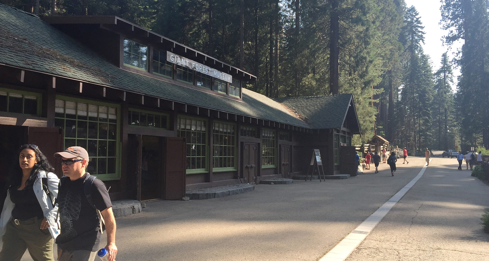 Condition Assessment – Grant Grove Giant Forest Museum