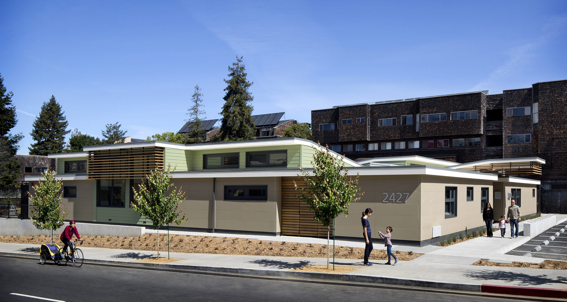 Dwight Way Child Development | Photo by David Wakely