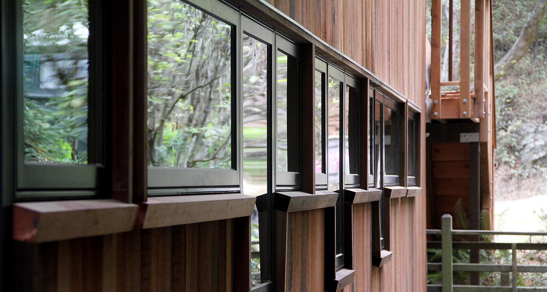 Green Gulch | Photo by Siegel & Strain Architects