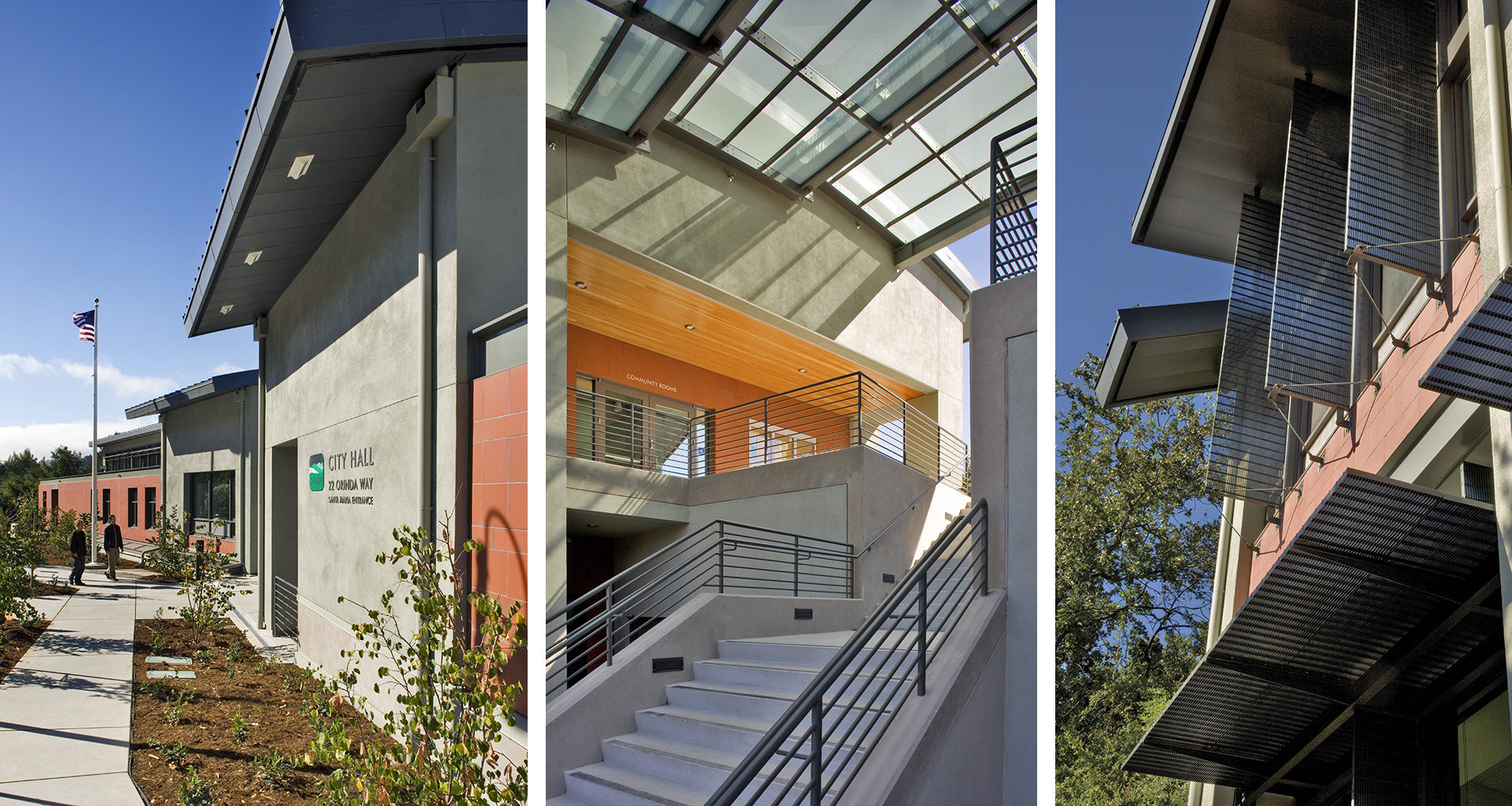 Orinda City Hall | Photos by David Wakely