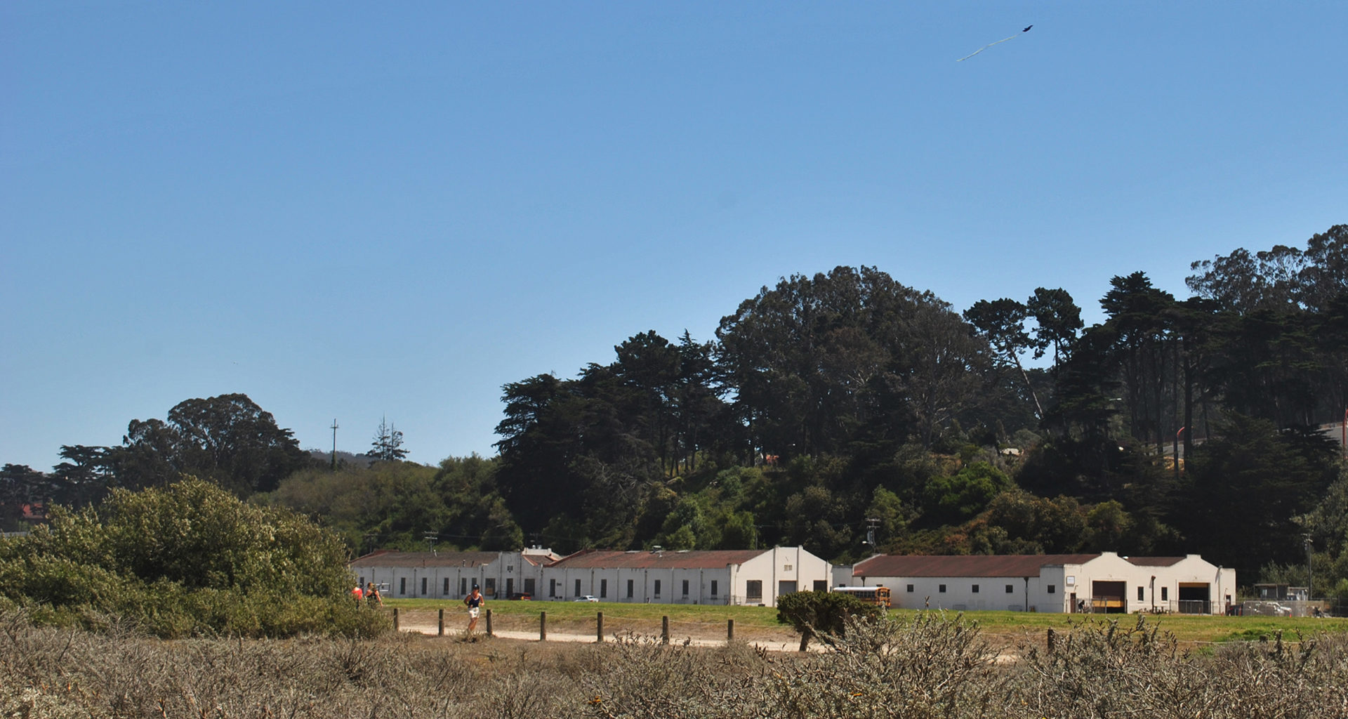 Presidio Historic Hangars Building 643