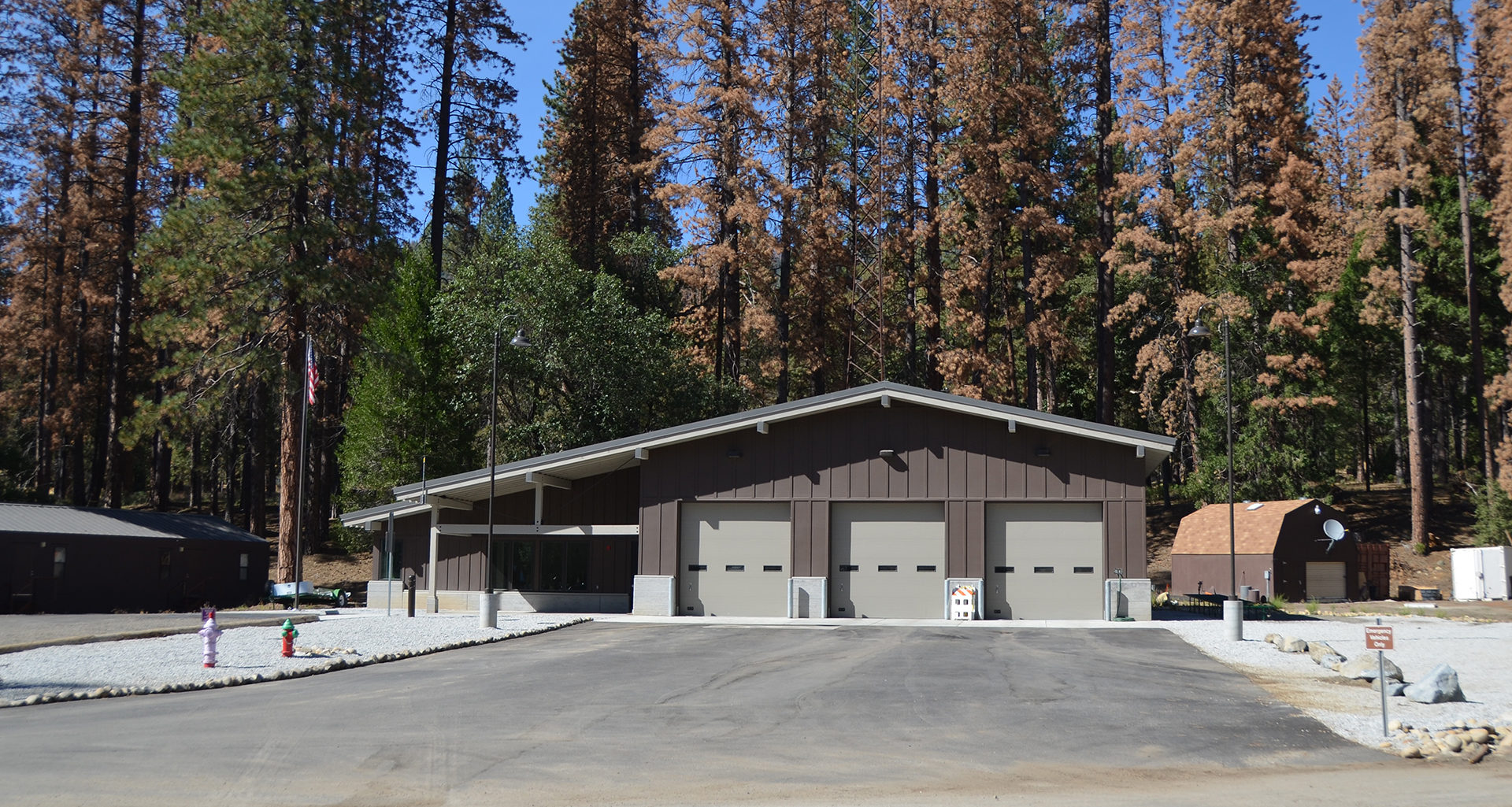 Wawona Fire Fighting Facility