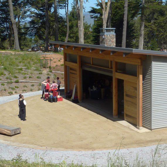 Presidio Rob Hill Campground | Siegel & Strain Architects