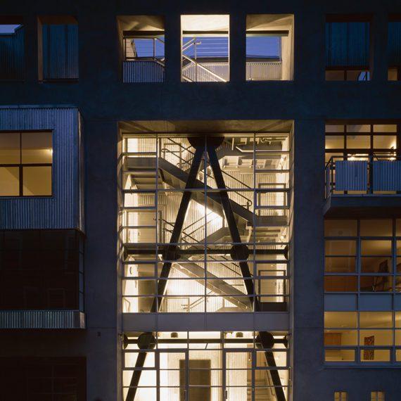 Hallam Street Condominiums, San Francisco