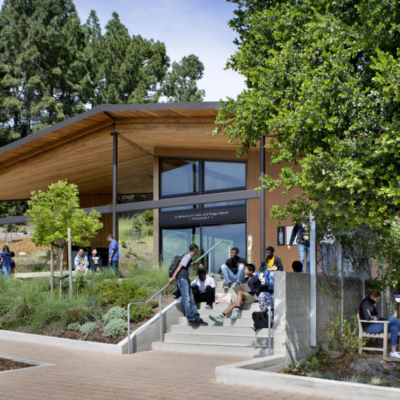 Center for Environmental Studies   Photo by David Wakely