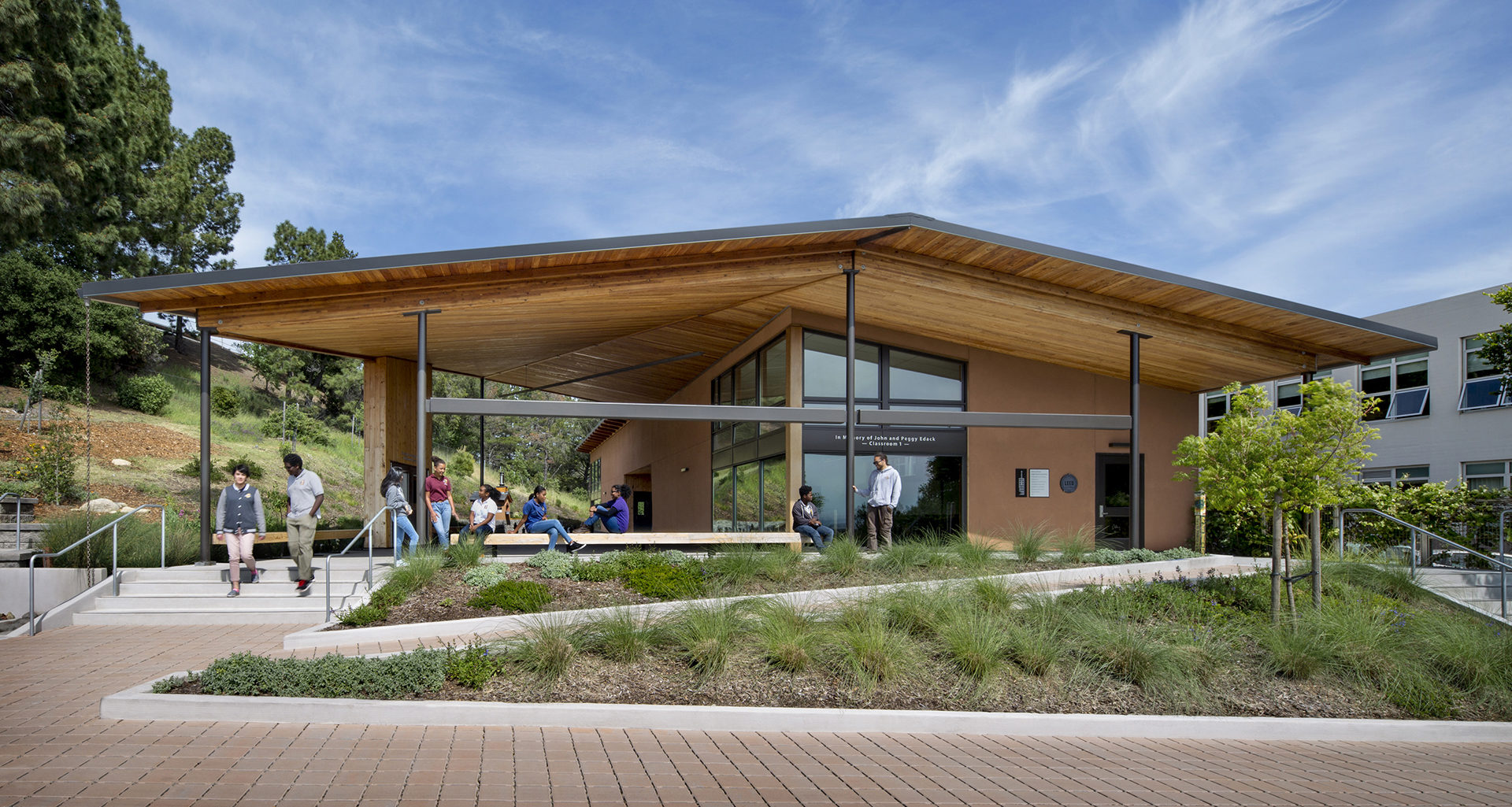 Center for Environmental Studies | Photo by David Wakely