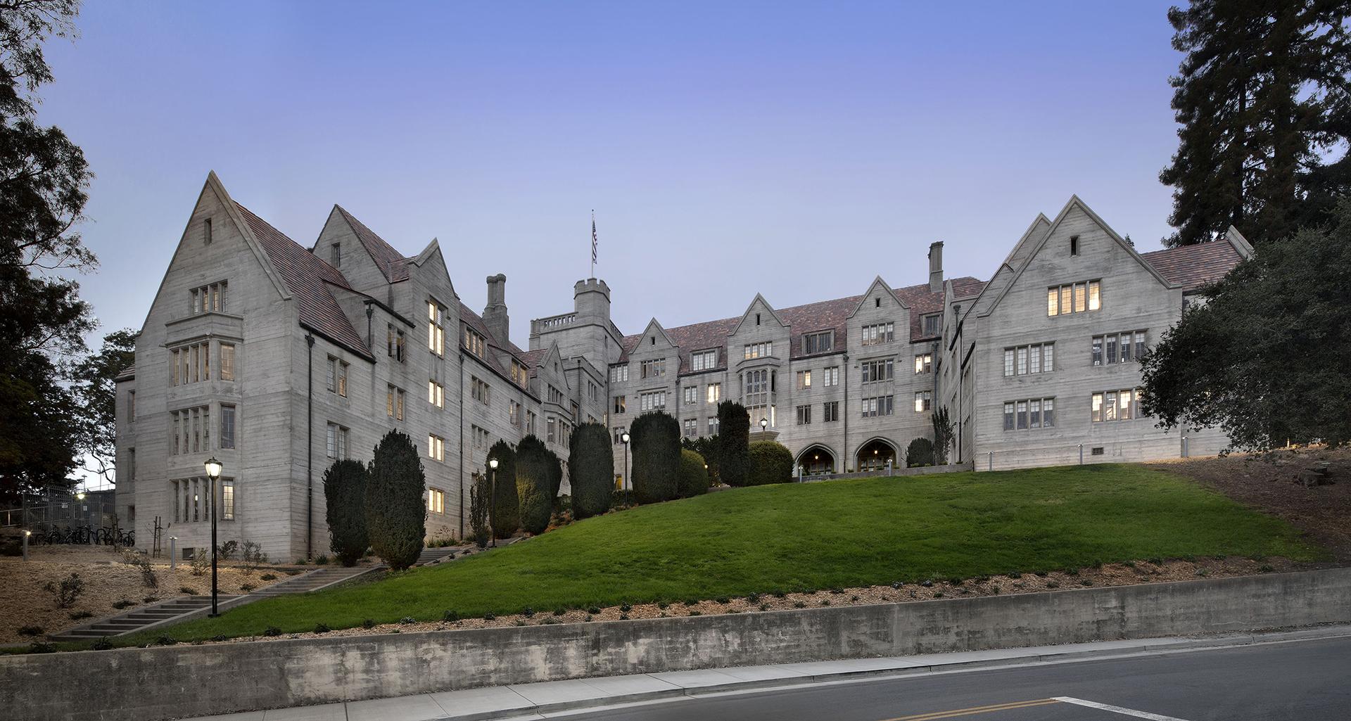 UC Berkeley Bowles Hall | Photo by David Wakely