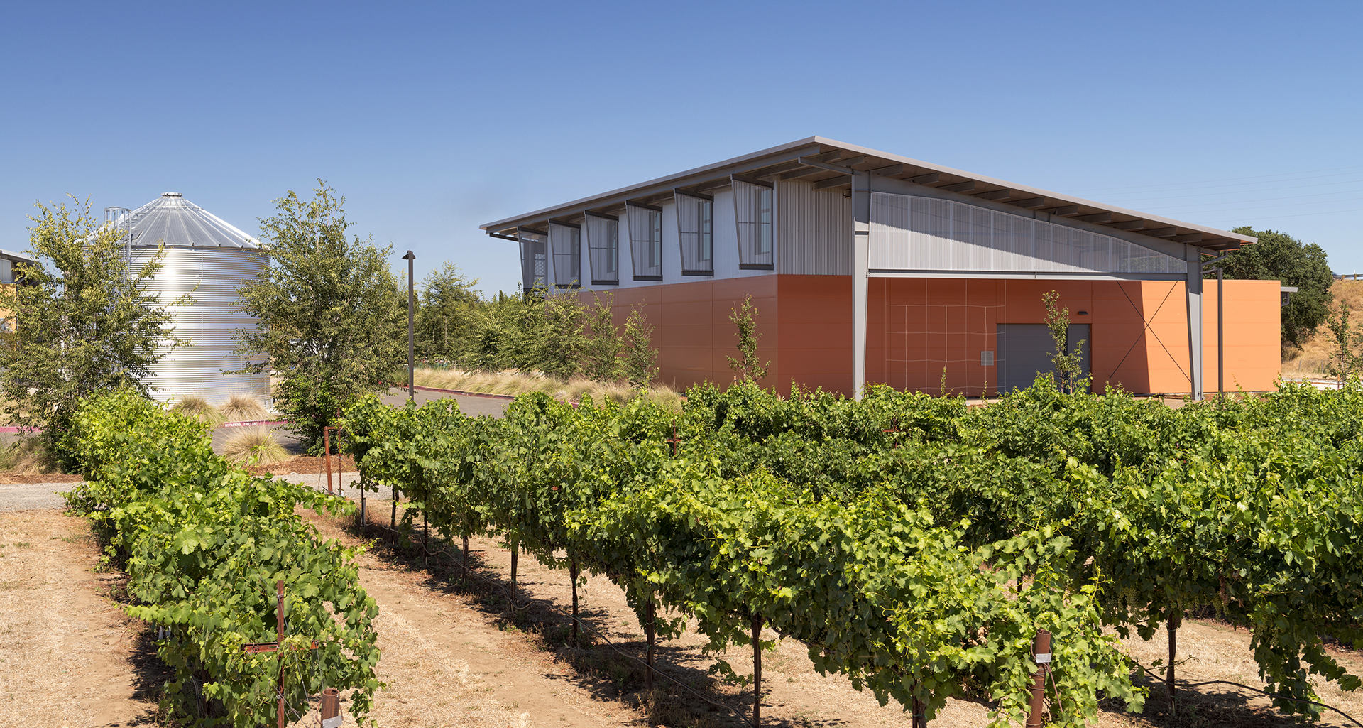 Jess S. Jackson Sustainable Winery Building | Photos by Jasper Sanidad
