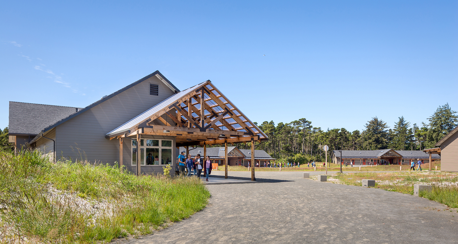 Coastal Discovery Center | Oregon Museum of Science & Industry (OMSI) | Photos by Josh Partee