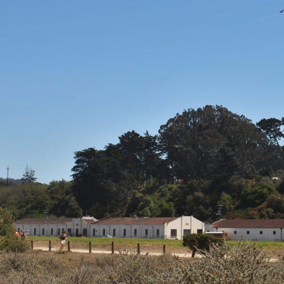 Presidio Historic Hangars Building 643