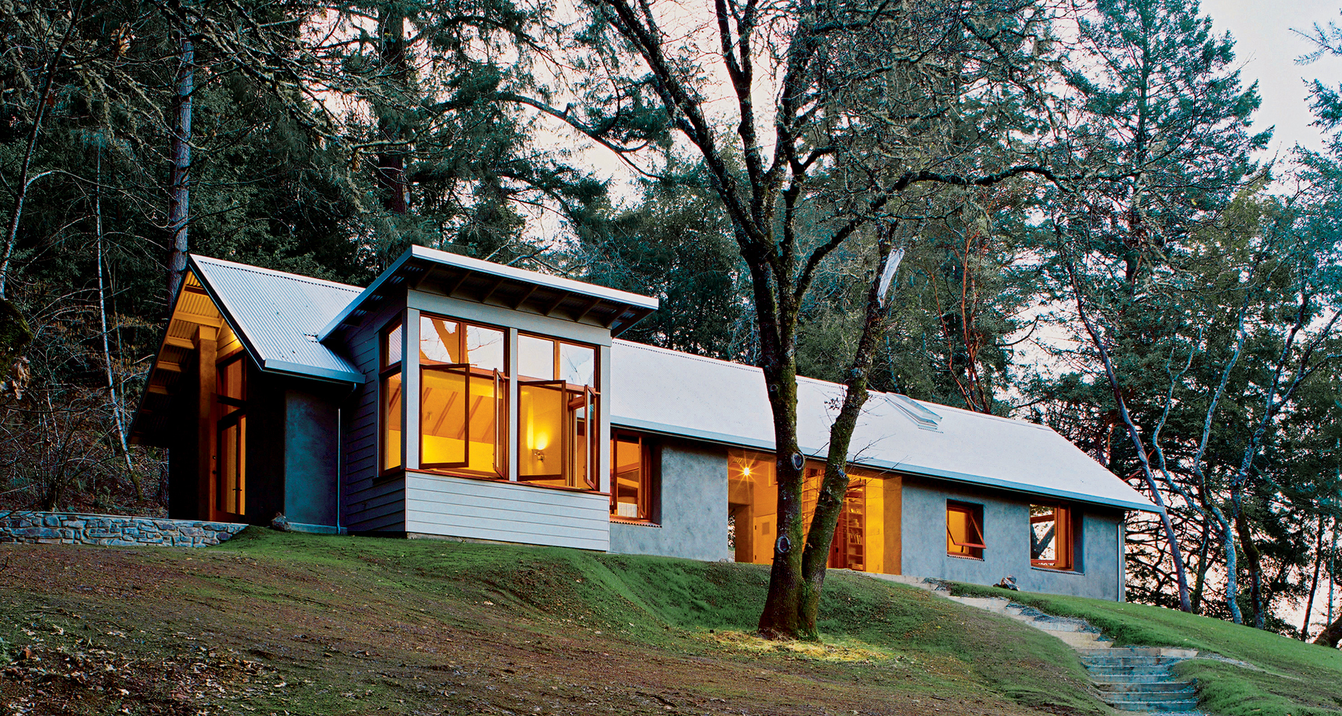 Wine Creek Road Residence | Photo by JD Peterson