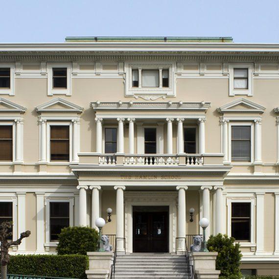 The Hamlin School | Siegel & Strain Architects | Photo: David Wakely