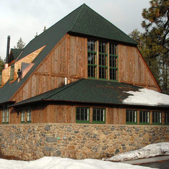 Tahoe Fish Hatchery | Siegel & Strain Architects