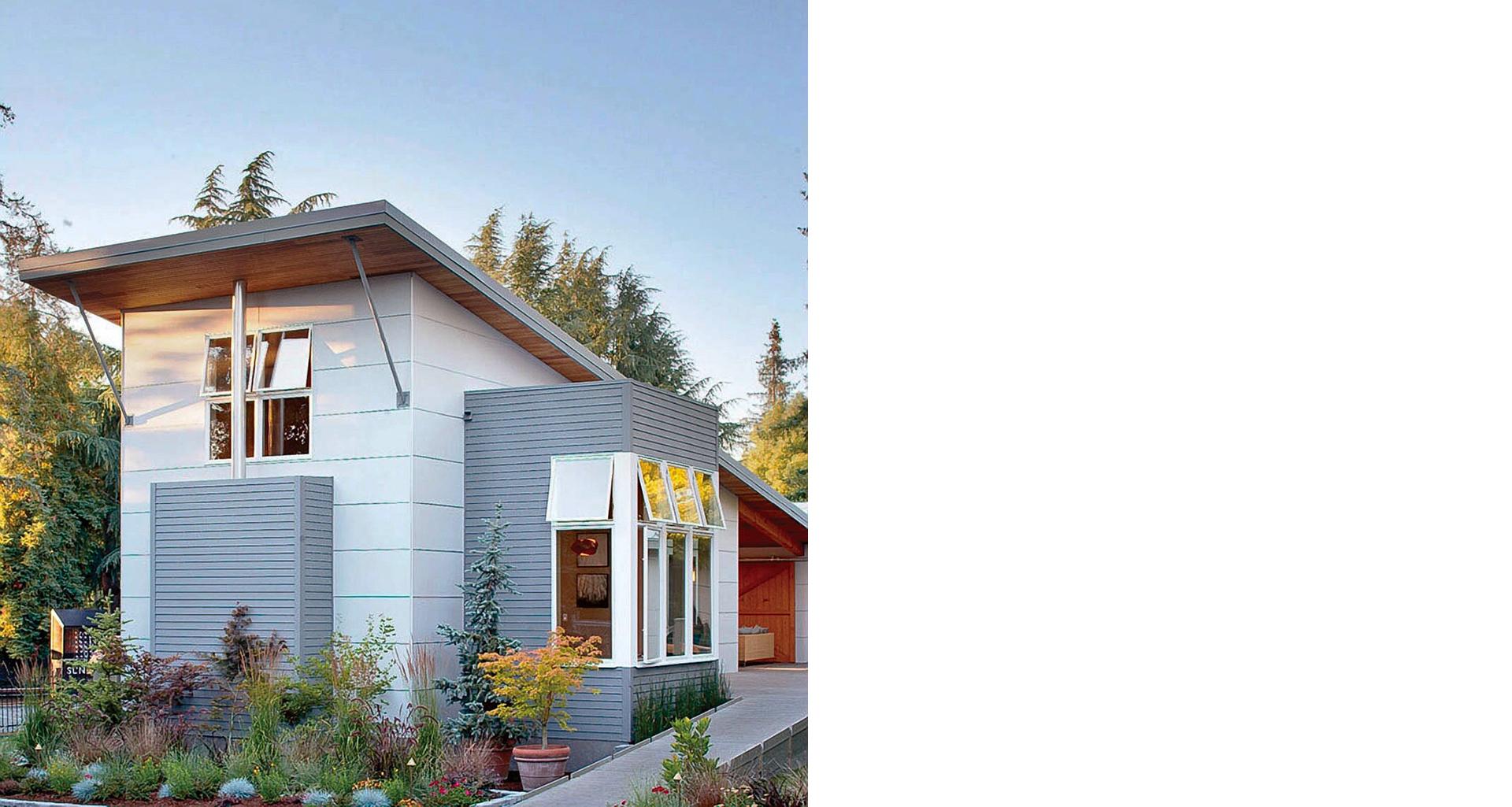 Sunset Magazine Idea House
