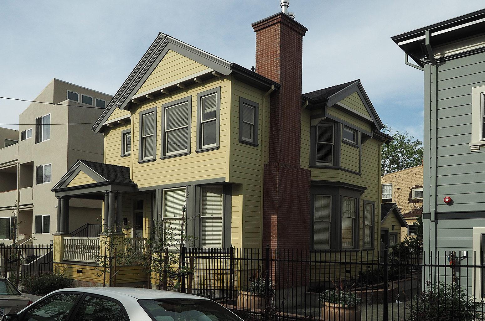 Ellen Blood House, Berkeley, California