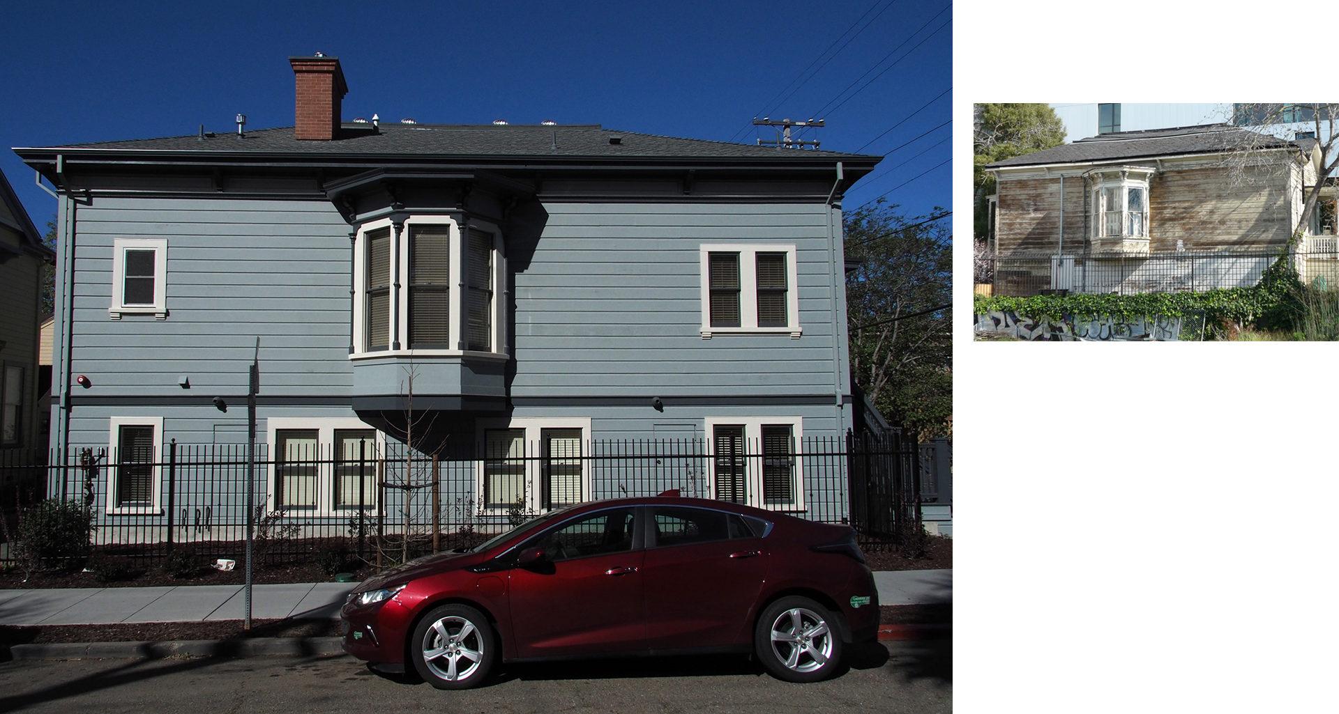John Woolley House, Berkeley, California