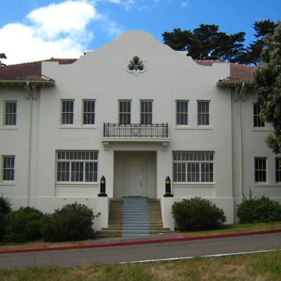 Fort Winfield Scott Building 1201